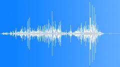 Stone Scrape Drag Peak Towards End Sound Effect
