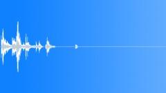 Wood Drop On Wood 04 Sound Effect