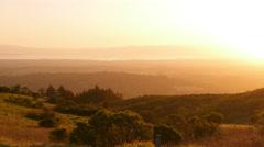 4K Santa Cruz Sunrise  Timelapse 03 Stock Footage