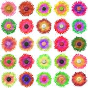 Stock Illustration of Bloom set generated texture