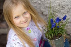 Hyacinthus - stock photo
