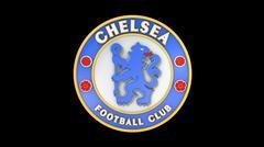 3d model of Chelsea Football Club Logo