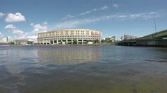 Tampa General Hospital 4K Stock Footage
