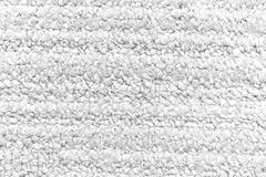 Carpet floor texture background White color - stock photo