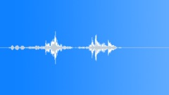 Chain Metal Rattle Short 02 Sound Effect