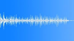 Heavy Chain Clanking On Winch 01 Sound Effect