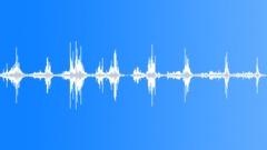 Heavy Chain Drop Multiple Sound Effect