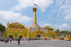 Dai Nam park, Hochiminh, Vietnam Kuvituskuvat