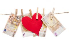 Price of love Stock Photos