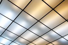 Luminous ceiling Stock Photos