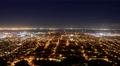 4K San Francisco Timelapse Cityscape 37 Twin Peaks Footage