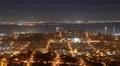4K San Francisco Timelapse Cityscape 45 Twin Peaks Ocean and Ships Footage