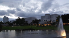 Downtown Tallahassee Stock Footage