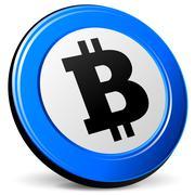 Bitcoin icon Piirros