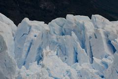 Glacier Perito Moreno Stock Photos