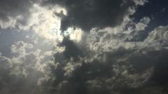 Dark cloud  3 Stock Footage