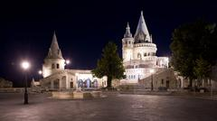 The Fisherman's Bastion - stock photo