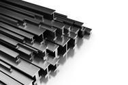 Stock Illustration of Steel Profiles