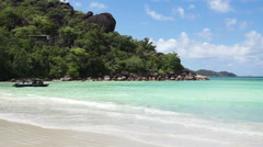 Stock Video Footage of amazing seychelles