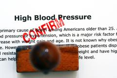 High blood pressure - confirm Piirros