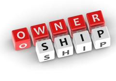 Ownership - stock illustration