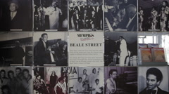 Memphis Beale Street Blues and Rock n Roll Arkistovideo