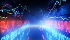 Stock market Piirros