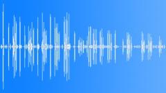 Big Dog Barking 1 - sound effect