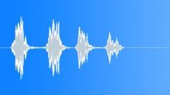 Little Dog Barking 5 Sound Effect