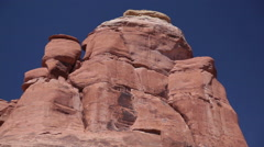 Tower Arch Arches National Park 004 06-28-2014 Stock Footage