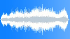 Stock Sound Effects of Science Fiction Rocket Booster Flame Burst 01