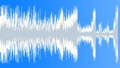 Stock Sound Effects of Hi Tech Production Element Hit Metallic Reverse