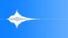 Hi Tech Production Element Reverse Whoosh Metallic Reverb 01 - sound effect