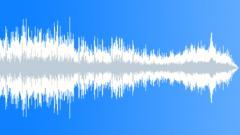 Hi Tech Production Element Stinger Wind Crescendo Sound Effect