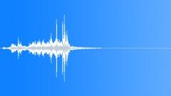 Stone Door Close 03 Reverb Echoey Sound Effect