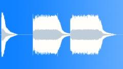 Power Tool Black & Decker Angle Grinder Multiple Bursts Short And Long - sound effect