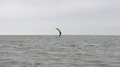 Sea and wind Stock Footage