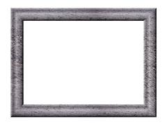 Frame with textured soil - stock illustration
