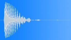 Short Sub Drop Sound Effect