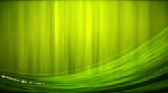 Deep Yellow Fractal Lines Background Stock Footage