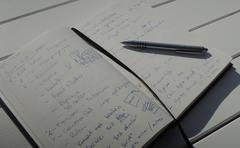 Idea journal - a tool for the creative mind Kuvituskuvat