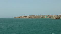 Port of Akko - 8 Stock Footage