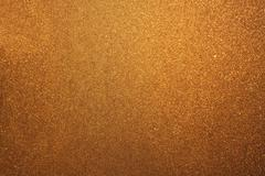 Abstract golden dust or sand background Stock Photos