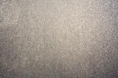 Abstract silver dust or sand background Stock Photos