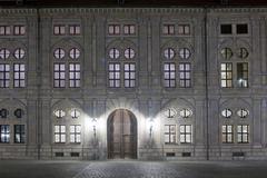 The Residenz of Munich - stock photo