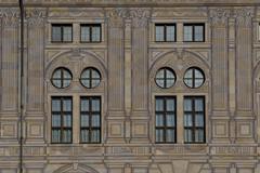 The Residenz of Munich Stock Photos
