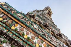 Stock Photo of Majestic Wat Arun