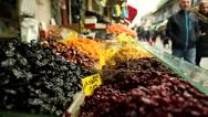 Stock Video Footage of Jerusalem Market 5