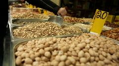 Jerusalem Market 6 Stock Footage