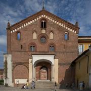 Stock Photo of Morimondo Abbey